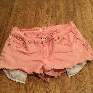 Forever 21 (Demon 21) jean shorts